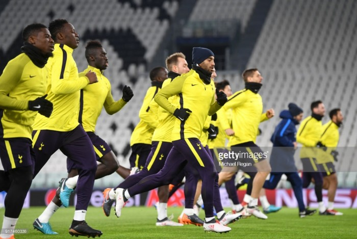 Tottenham Hotspur team news vs Juventus: A full squad to choose from for Pochettino