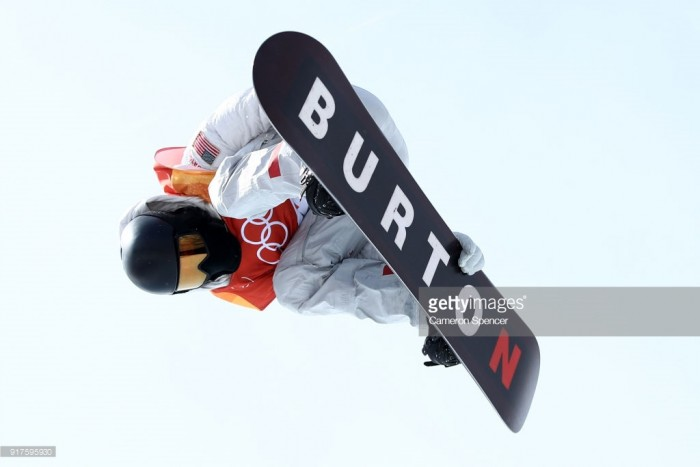 PyeongChang 2018 Day Five round-up: Shaun White saves best for last to win back Halfpipe gold