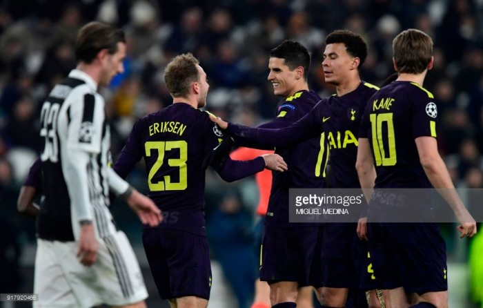 Tottenham Stage Dramatic Comeback In Champions League