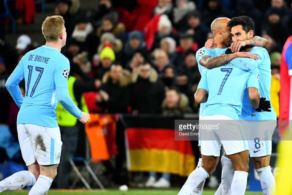 Manchester City vs FC Basel Preview: City look to seal Champions League quarter-final place