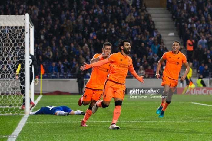 Liverpool Thrash FC Porto As Majeed Waris Makes Debut In Champions League