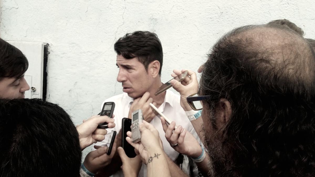 """Gastón Esmerado: """"Quiero ganar los tres partidos que quedan porque nos sentimos en deuda con nosotros mismos"""""""