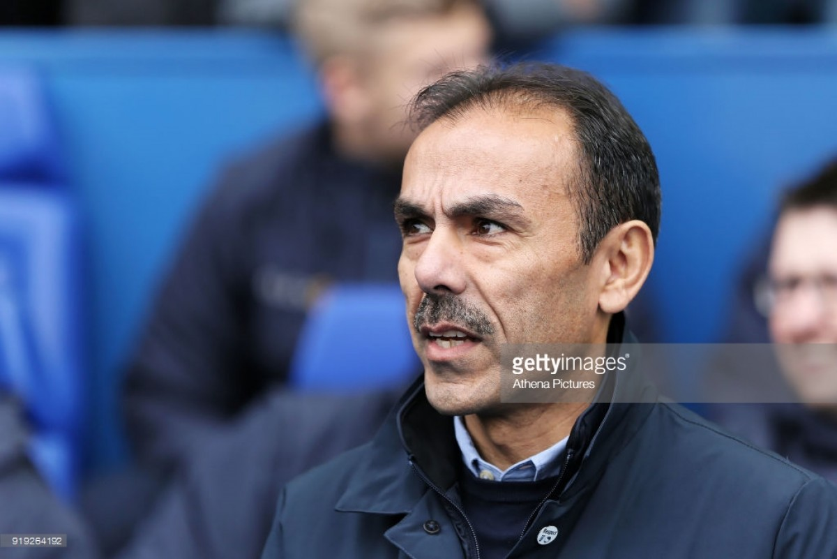 Jos Luhukay bemoans second-half performance as his side fell to a 4-2 defeat against Aston Villa