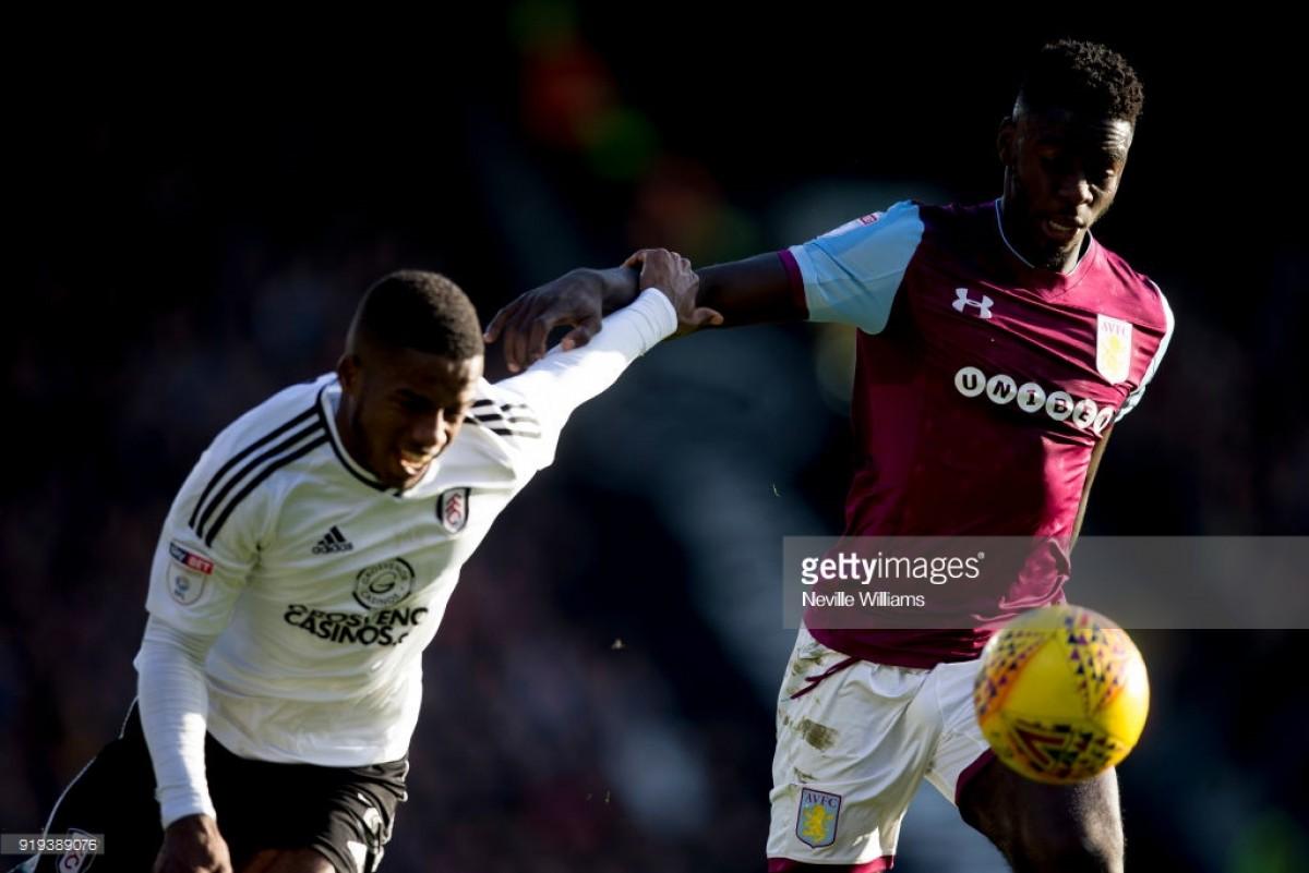 Sam Williams Aston Villa