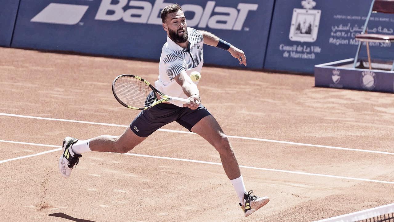 Paire vence Tsonga de virada e vai encarar Andújar na final do ATP 250 de Marrakech