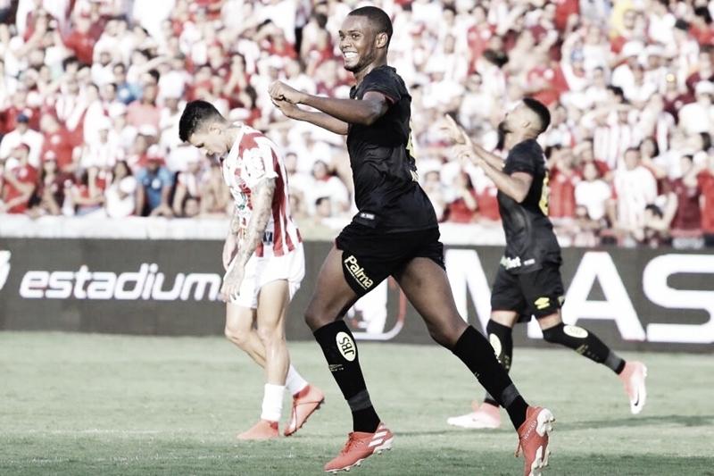 Com dois gols contra, Náutico e Sport empatam na estreia do Pernambucano