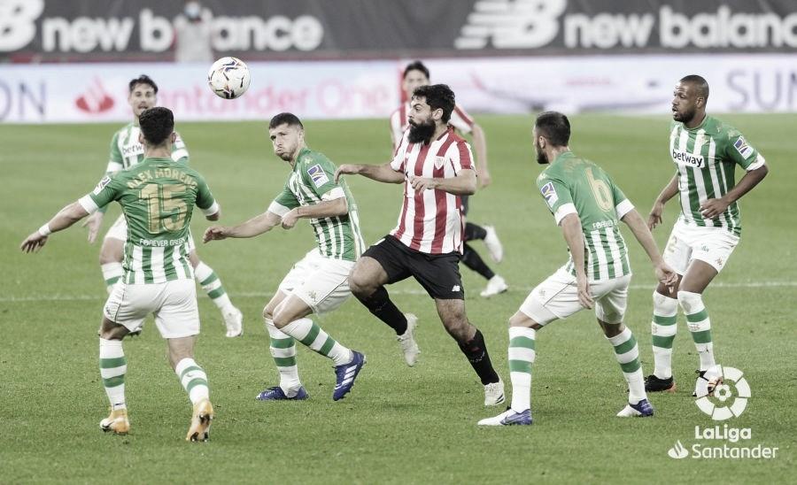 Previa Real Betis - Athletic Club: El Betis buscará romper el idilio de los leones en Copa y alcanzar su duodécima semifinal