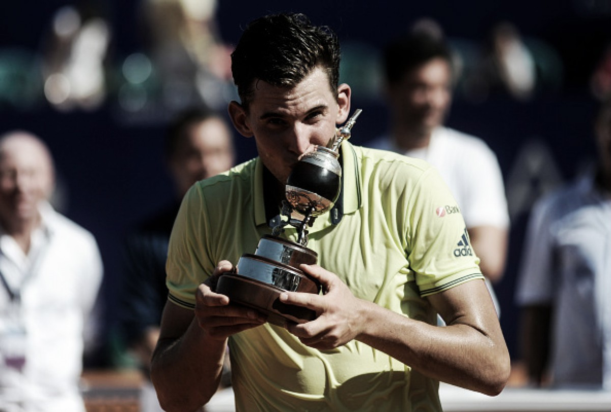 ATP Buenos Aires: Dominic Thiem wins ninth career title