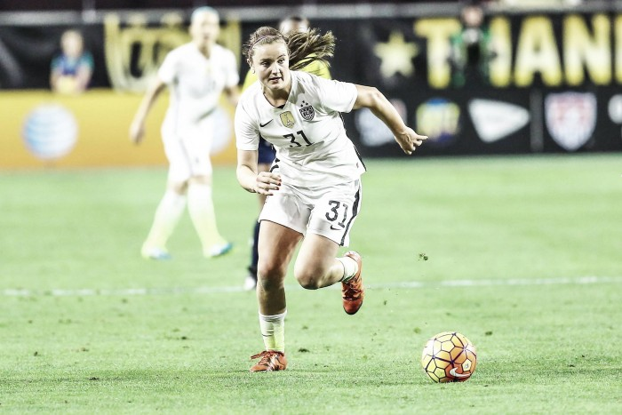 PSG Feminine terminate contracts of Lindsey Horan and Kosovare Asllani
