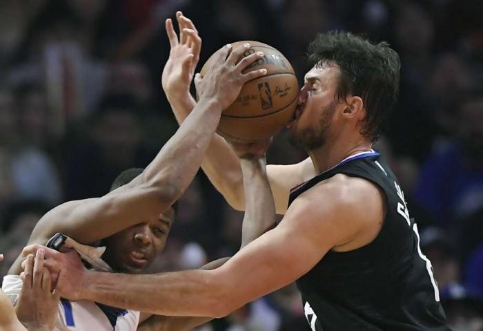 Los Clippers defienden a muerte su victoria