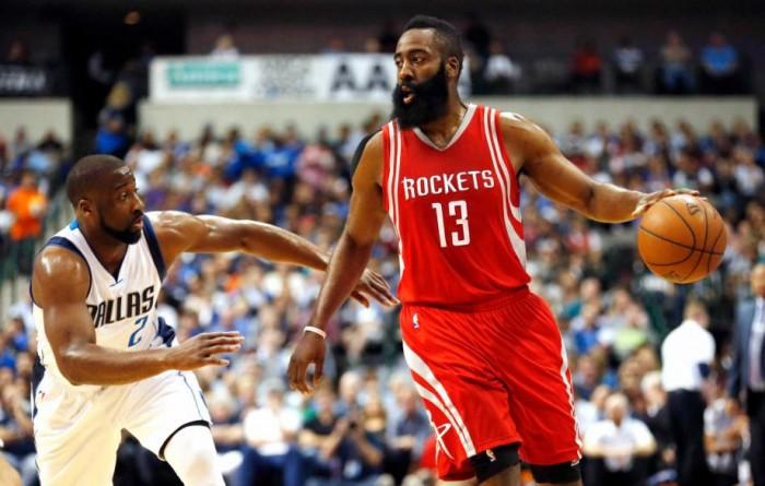 Dallas Mavericks Win Fifth Straight Game Against Houston Rockets in Close Game in Dallas