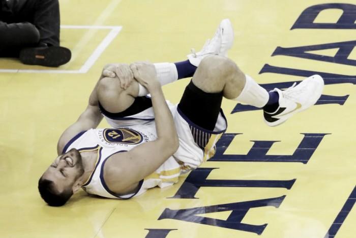 Desfalque dos Warriors, Andrew Bogut fica fora das finais da NBA e deve perder Olimpíada