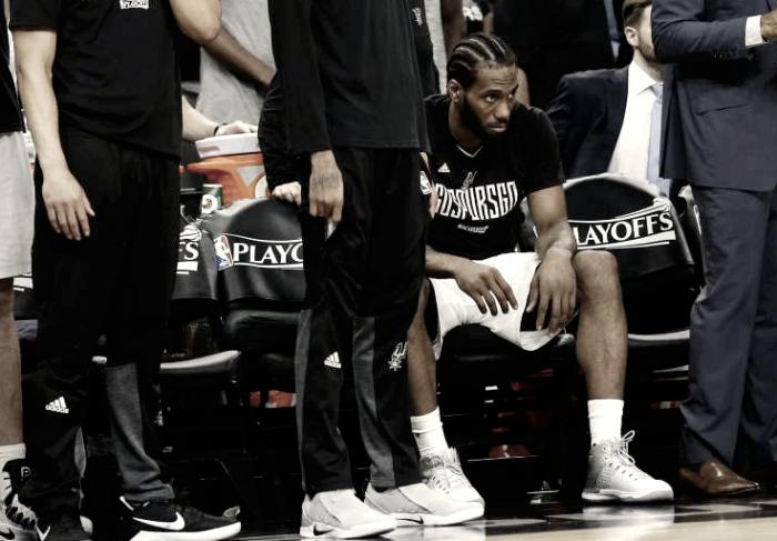 NBA Playoff - Kawhi Leonard in dubbio per Gara 6