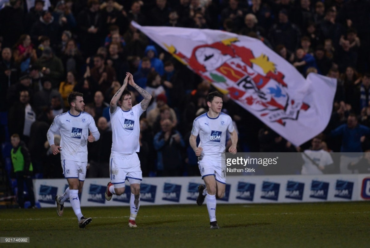 A profile on the EFL's newest club: Tranmere Rovers