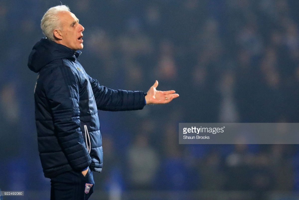 Mick McCarthy plays down Ipswich Town's play-off chances following win over Sheffield Wednesday