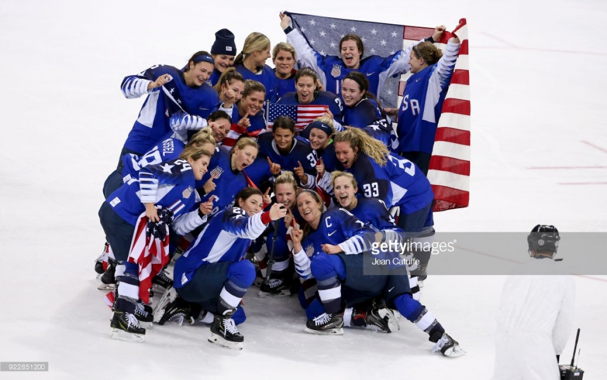 PyeongChang day 13 recap: USA women win on penalties to end Canada's Ice Hockey dominance