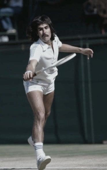 Raúl Ramírez, la leyenda mexicana del tenis