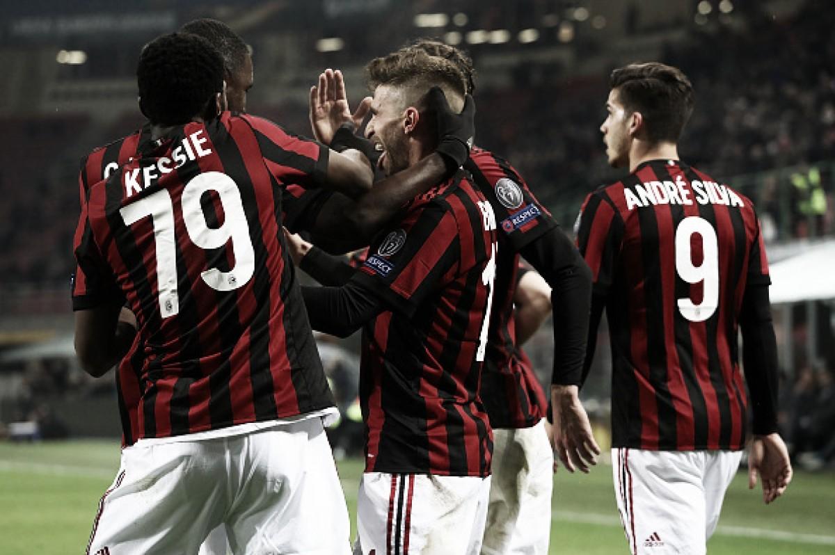 Com duelo entre Milan e Arsenal, Liga Europa define oitavas de final