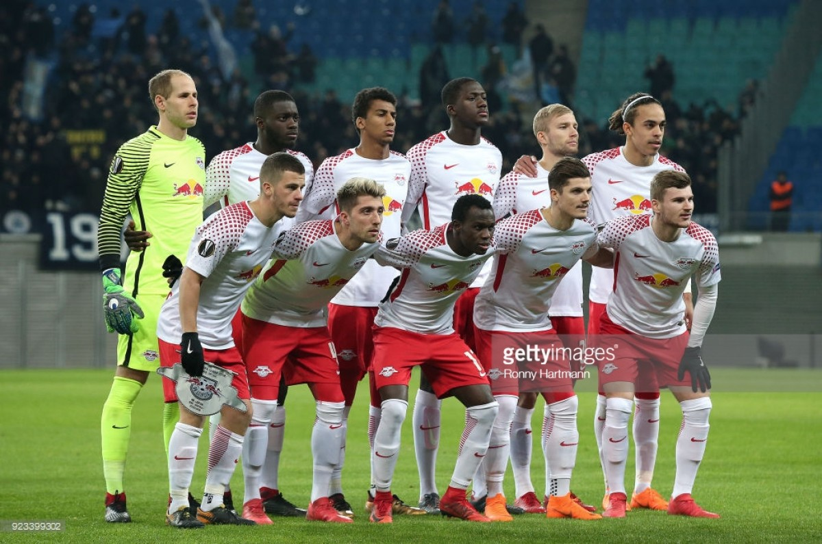 RB Leipzig and Borussia learn Europa League last-16 opponents