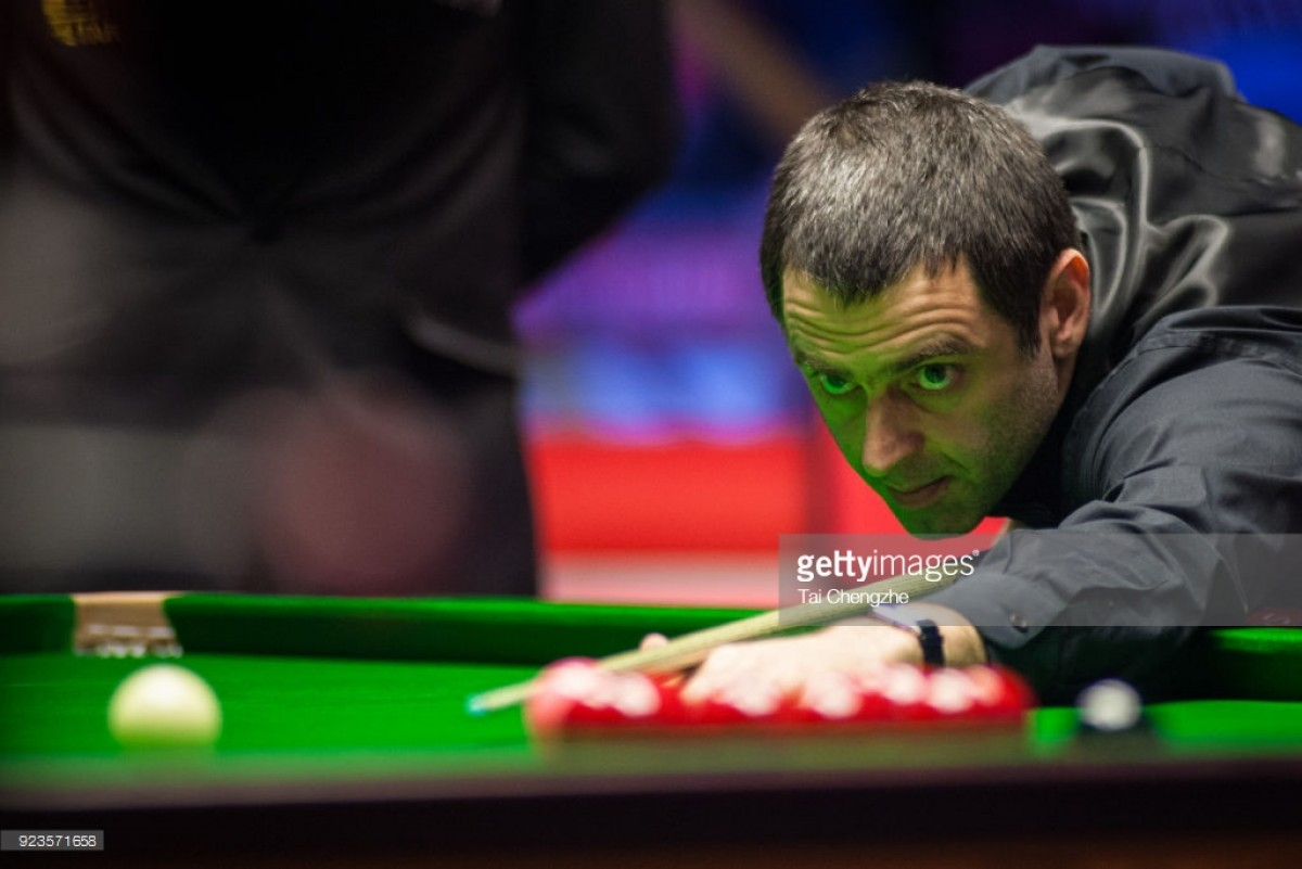 Ronnie O'Sullivan eases to victory with a week of vintage snooker at the World Grand Prix