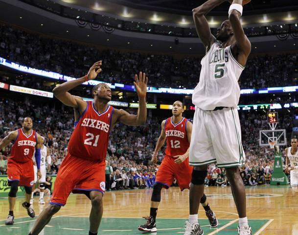 Boston Celtics 85 - 75 Philadelphia 76ers: Rondo acaba con los Sixers