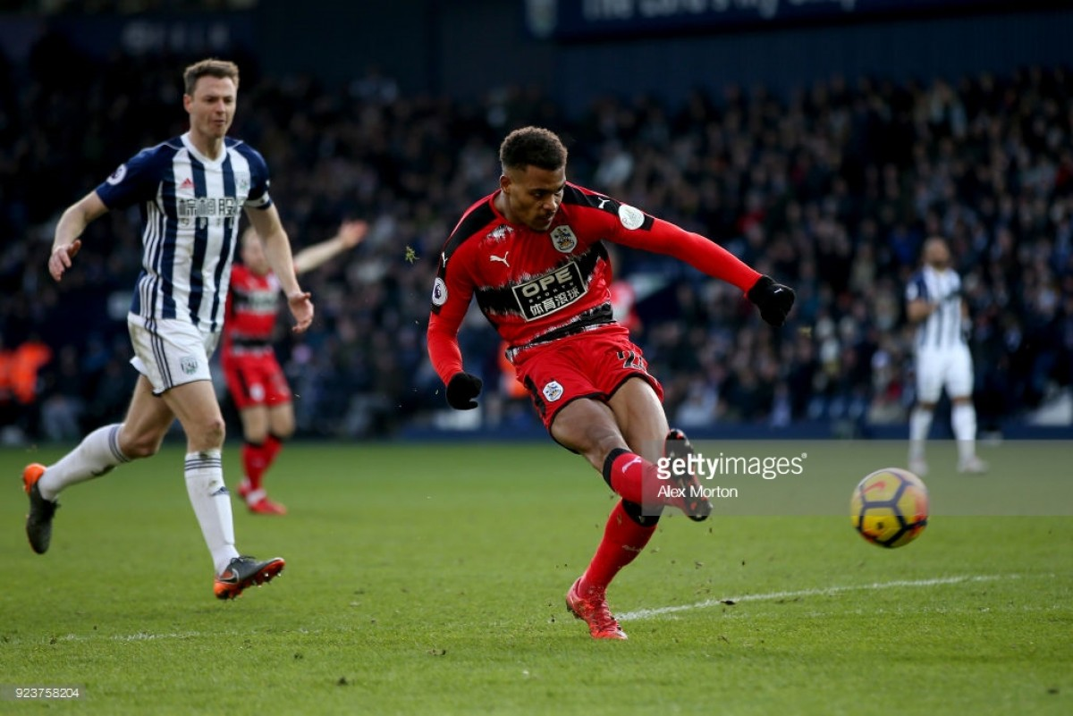 West Bromwich Albion 1-2 Huddersfield Town: Baggies left well adrift of safety with Pardew's future in doubt