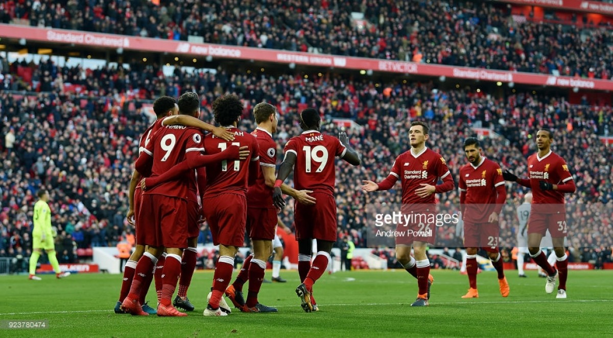 Team Spirit At Liverpool So Good - Sadio Mane