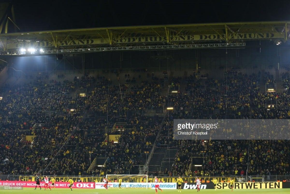 Borussia Dortmund 1-1 FC Augsburg: Uninspired Dortmund pegged back by Kevin Danso