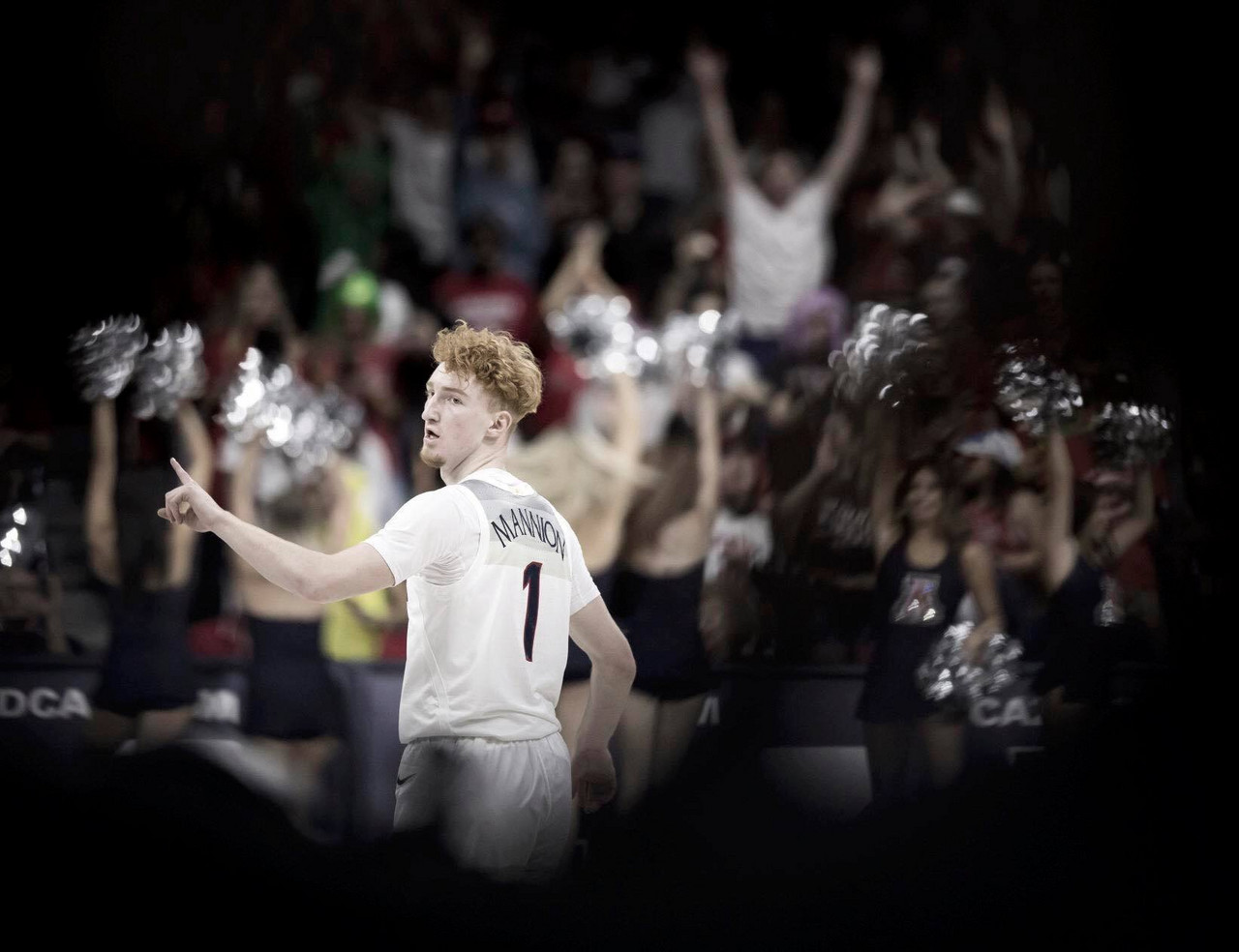 Nico Mannion declares for the NBA Draft