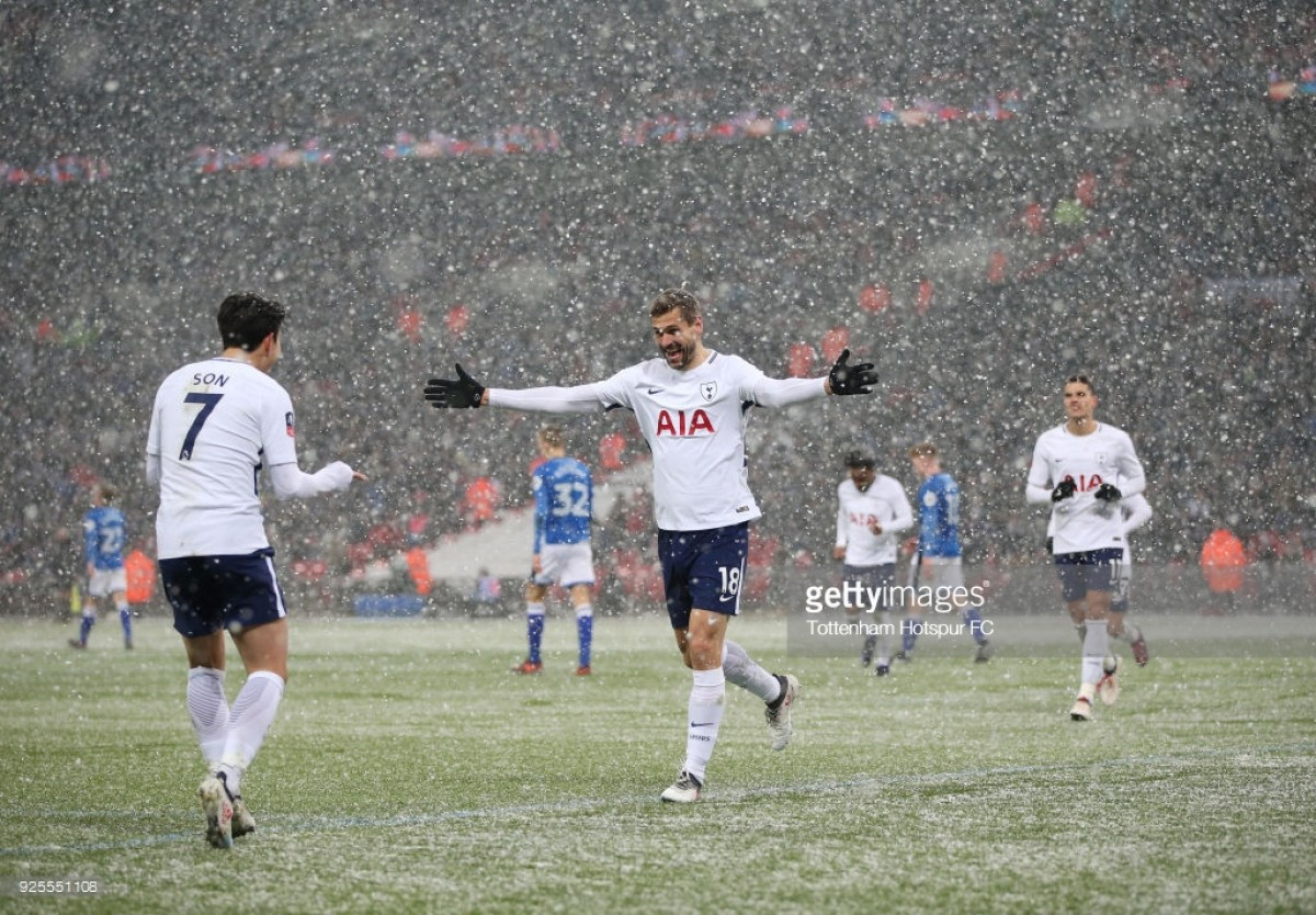 Tottenham Hotspur player ratings from the 6-1 victory over Rochdale