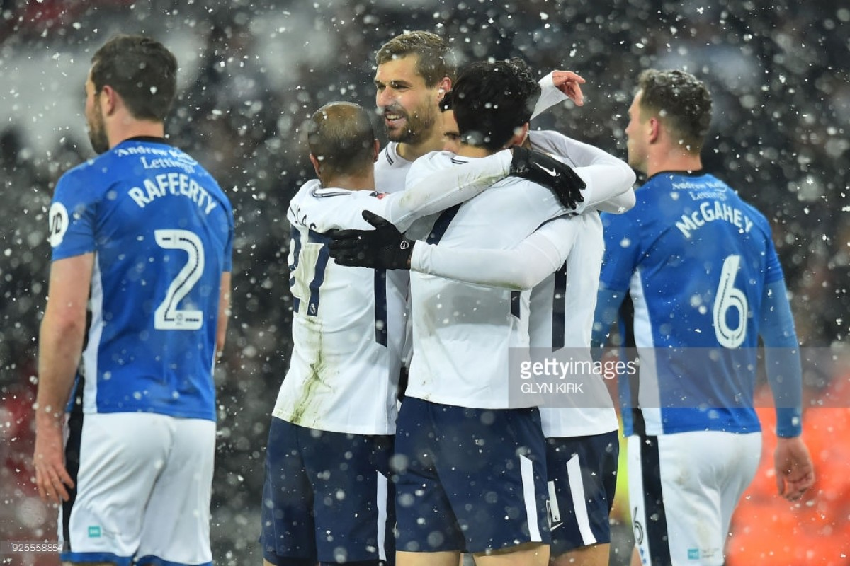 Tottenham Hotspur vs Huddersfield Town Preview: In-form Lilywhites look to continue push for second