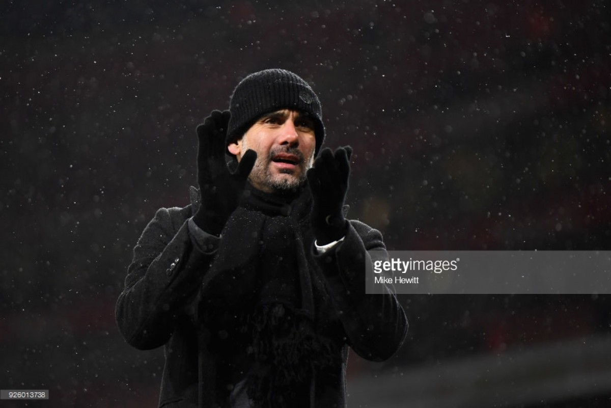 Pep Guardiola explains Manchester City played with courage in Arsenal annihilation