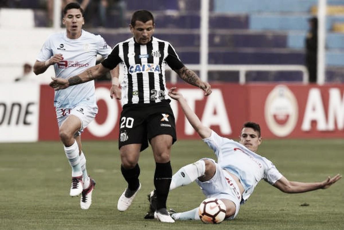 Santos empresta atacante para outro clube paulista Video