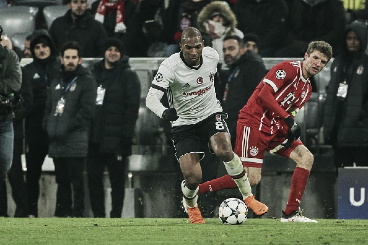Com enorme vantagem, Bayern enfrenta Besiktas por vaga nas quartas da Champions League