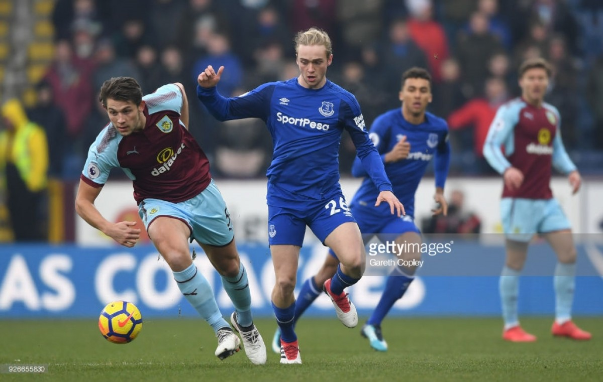 Burnley 2-1 Everton: Clarets second-half comeback downs wretched Blues