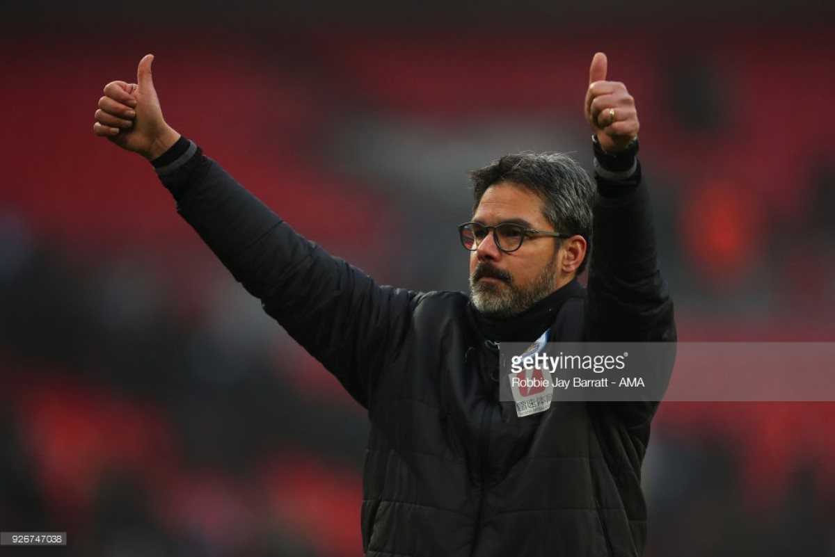 David Wagner: Huddersfield Town beaten by quality against Tottenham Hotspur
