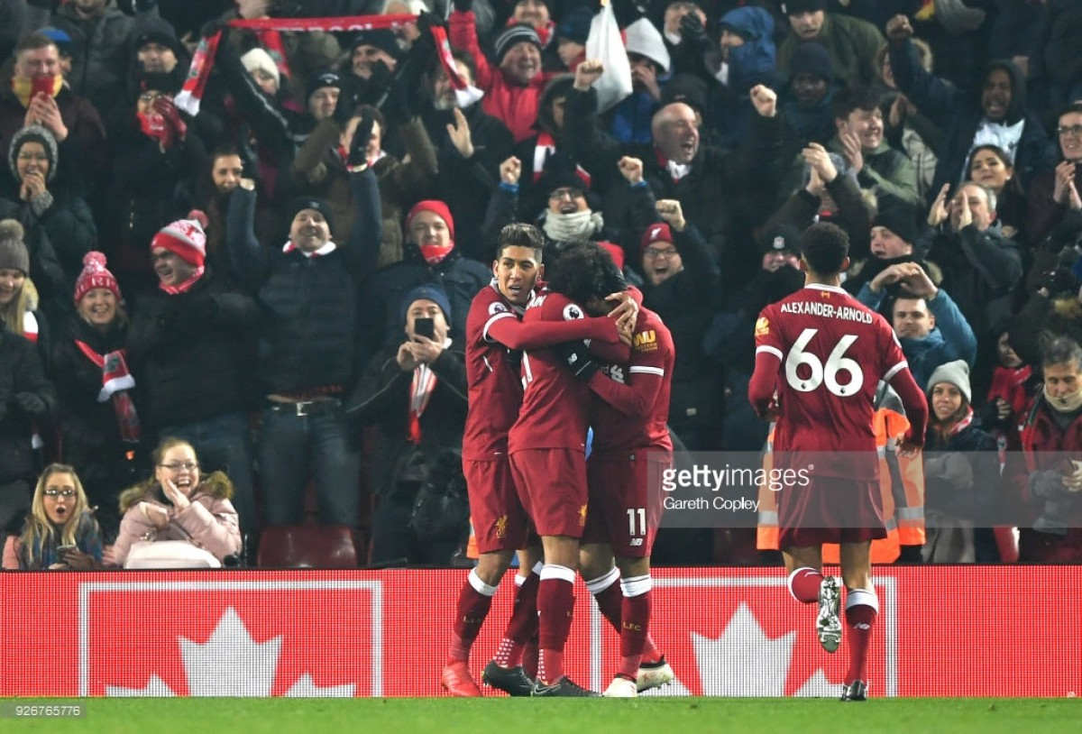 Liverpool 2-0 Newcastle United: Reds stifled by Magpies but comfortable in victory