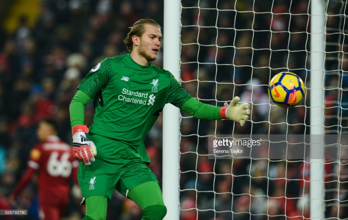 "Jurgen Klopp on Loris Karius' Newcastle save: ""It was like scoring"""