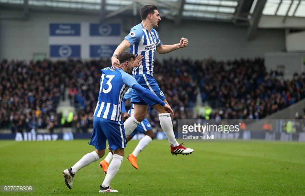 The leading candidates for Brighton's player of the season award
