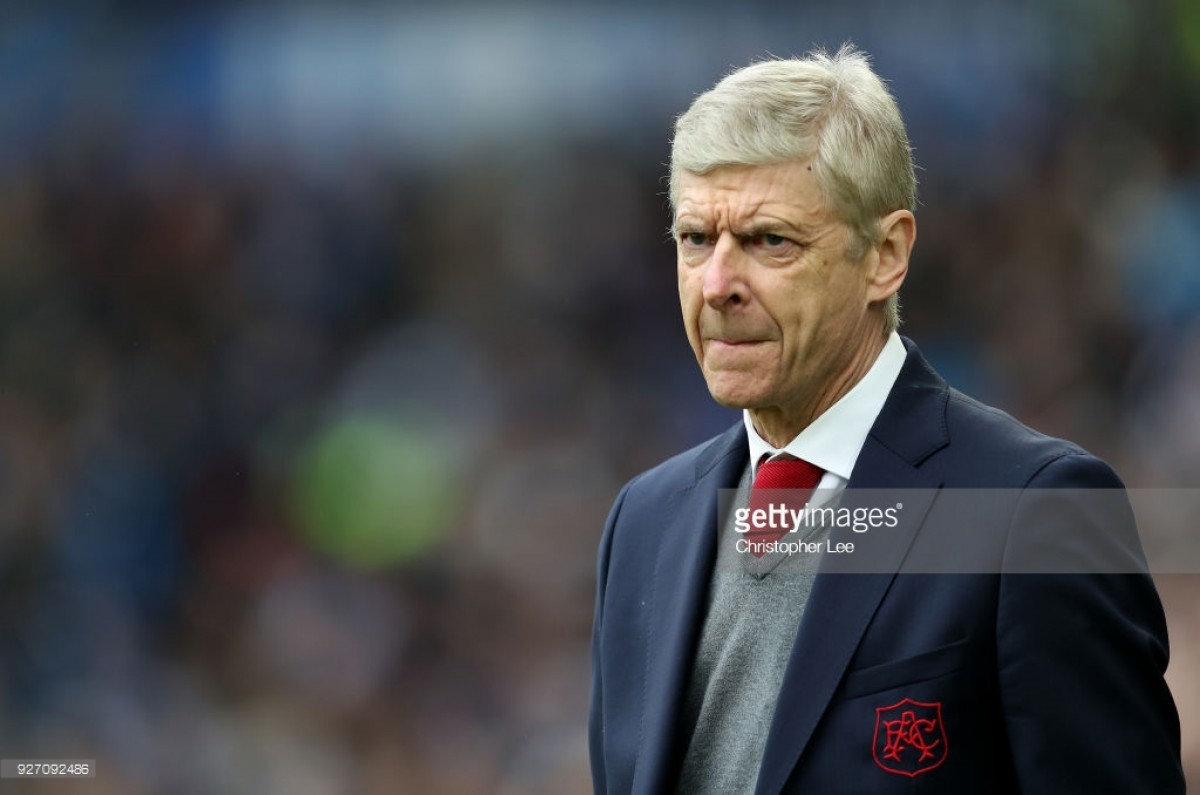 "Arsene Wenger: ""I am the right man for the job"""