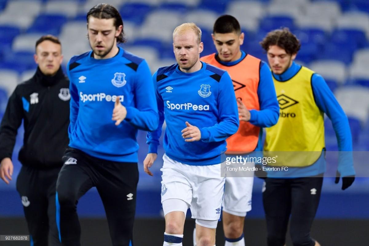 Davy Klaassen and Ramiro Funes Mori feature in Everton Under-23's 2-0 win over Swansea City