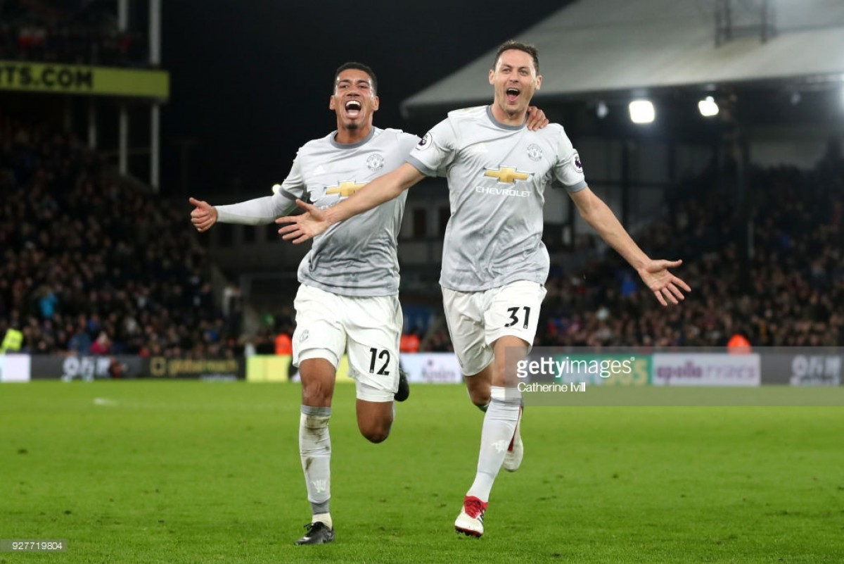 Crystal Palace 2-3 Manchester United: Matić magic seals excellent comeback against deflated Eagles
