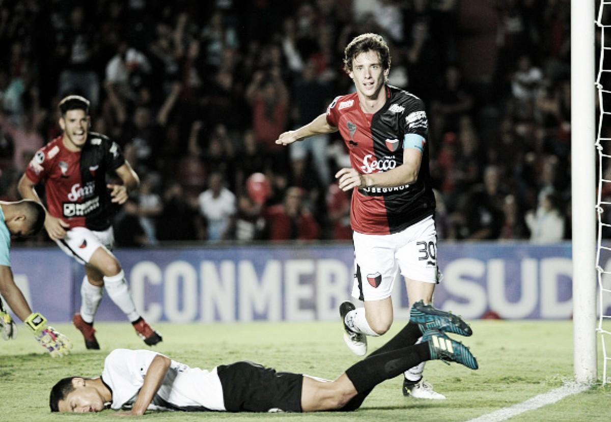 Colón volta a vencer Zamora e avança na Copa Sul-Americana