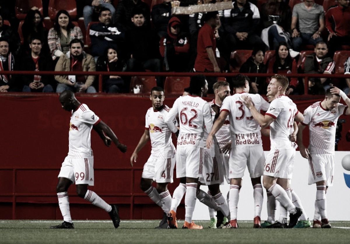 BWP decide, NY Red Bulls derrota Tijuana no México e constrói boa vantagem na Concachampions