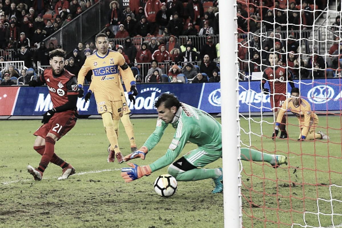 Jonathan Osorio marca no fim e garante virada do Toronto sobre Tigres na Concachampions