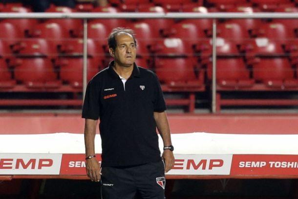 Muricy descarta Pato como concorrente de Luis Fabiano