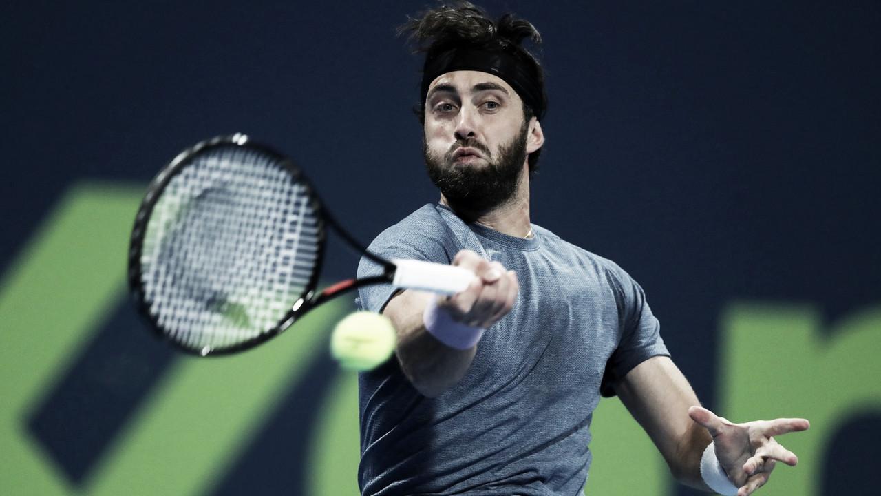 Algoz de Federer, Basilashvili supera Bautista-Agut e conquista título em Doha