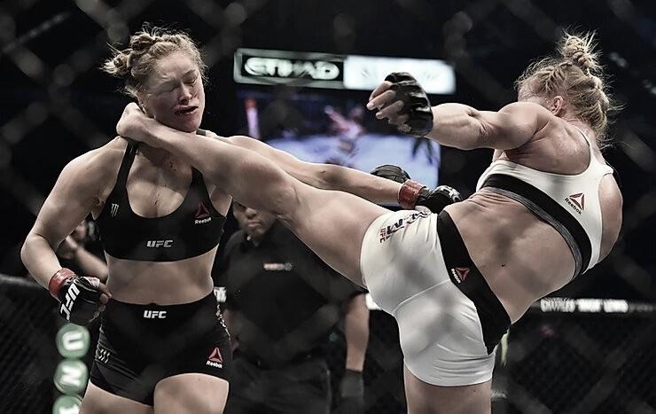 Nocauts históricos de UFC: cuando Holly Holm dio un batacazo impensado