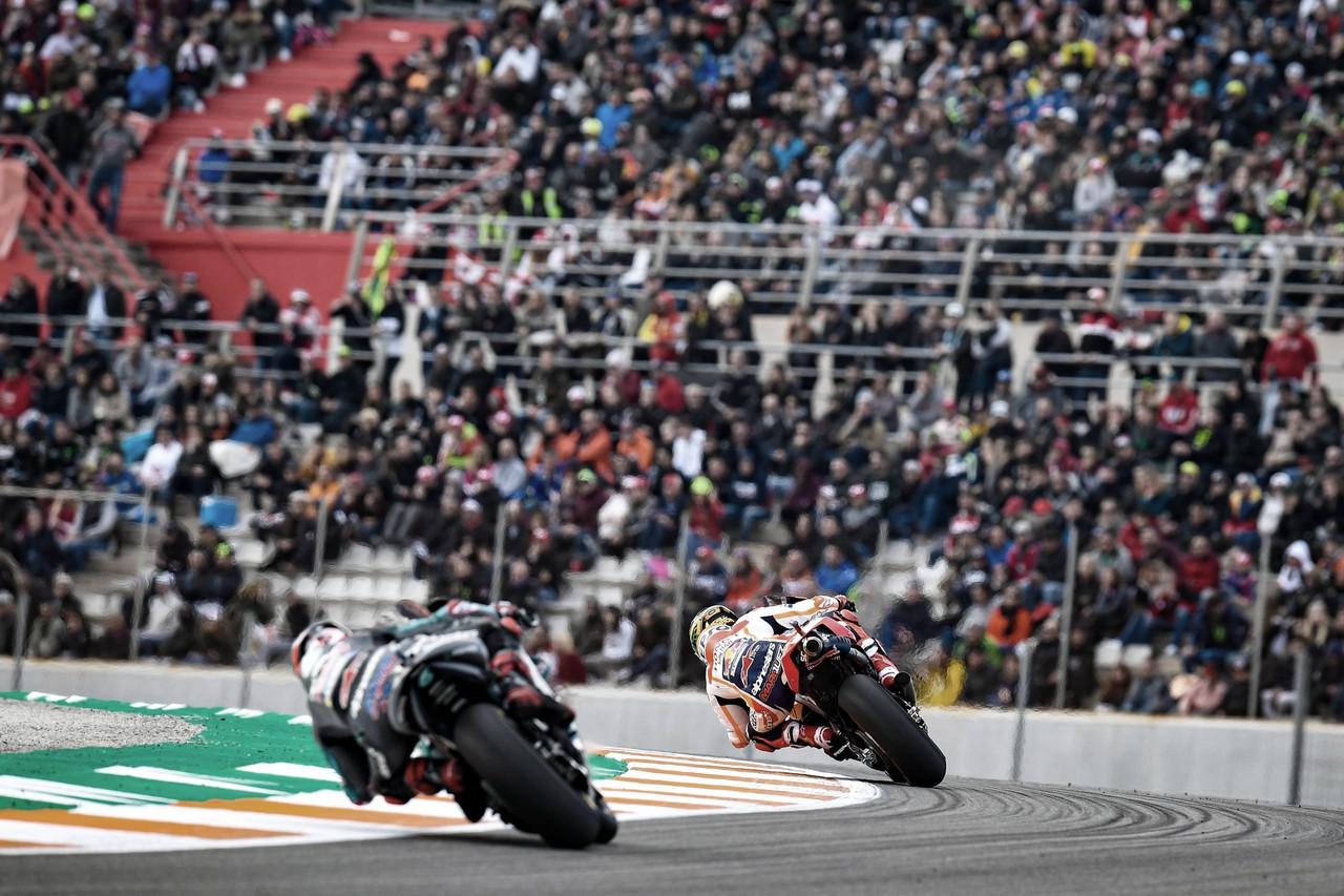 El Gran Premio de la Comunidad Valenciana podría celebrarse con público