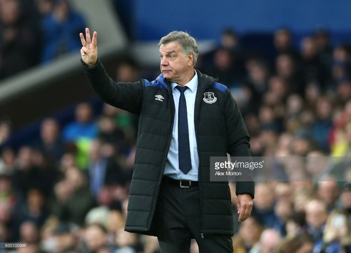 "Sam Allardyce: Everton picked up a ""well-deserved result"" over Brighton & Hove Albion"